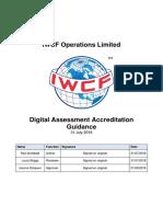 AC-0085 Digital Assessment Accreditation Guidance
