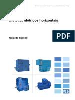 WEG Guia de Fixacao de Motores Eletricos Horizontais 10004351344 Artigo Tecnico Portugues Br