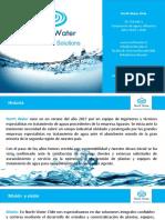 Presentación 2019 North Water