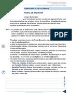 Resumo 872865 Gilcimar Rodrigues 46899090 Lei Organica de Salvador Aula 06 Competencias Da Camara