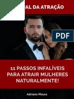 Manual Da Atração 11 Passos Para Atrair Mulheres Naturalmente