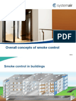 Overall Concepts of Smoke Control
