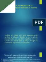 Evidencia 14.4 Servicio Al Cliente