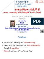 2017 Deep Learning With Google Tensorflow 20170605