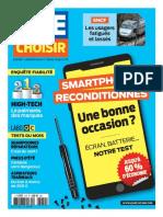 Magazine Que Choisir n.579 - Avril 2019
