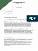 T-mobile Sprint Letter to DOJ