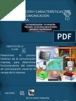 Clase 1 Historia de La Comunicación Impresa