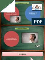 Lenguaje y autonomía en niños de 4 años