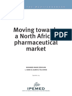 Moving Towards a North African Pharmaceutical Market