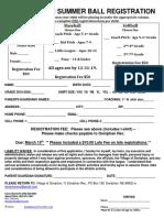 2020 all registration