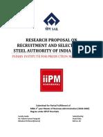 Shaini Research Proposal