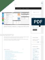 PfSense Firewall Instalación y Configuracion DETALLADA