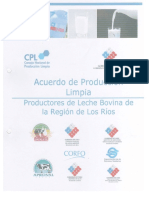 Acuerdo de Produccion Limpia