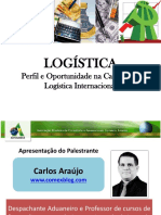 Logística Em Comércio Exterior