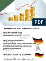 Diapositivas Hiperinflacion Alemania