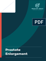 Prostate Enlargement Info Guide Healthy Male 2