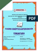 INTERVECCION COMUNITARIA