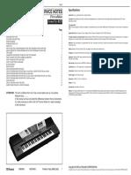Roland Va-5 Service Notes