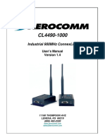 CL 4490 MANUAL DE USUARIO