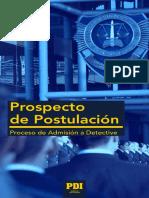 Prospecto Postulacion Escuela PDI 2020