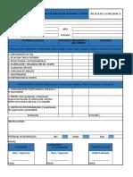 Formulario de Evaluación Del Pasante