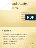 Pointer Applications