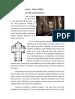 San Foy de Conques - Fabián Alcaide