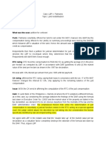 LBP v. Palmares case digest
