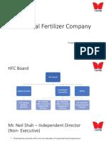 Himachal Fertilizer Company