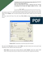 mencetak file ppt tanpa background