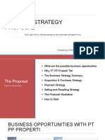 Business Strategy Summary for Leo Palace