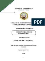 Universidad Alas Peruanass