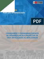 1. Movilización Nacional Por Los Aprendizajes - VMGP