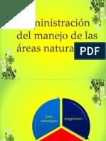 ADMINISTRACIÓN Manejo de Las Áreas Naturales