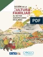 Contribución de la Agricultura Familiar al sector agropecuario