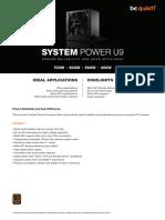 System Power U9