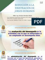 Introducción a la administración de RRHH-Evaluación de desempeño