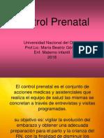 Control Prenatal 1