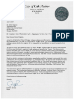 2019-07-19 Mayor Severns Letter to ATG Ferguson