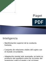 Conceptos básicos Piaget