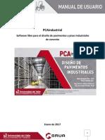 PCAindustrial Manual de Usuario