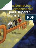 Transformacion empresarial para superar la crisis.pdf