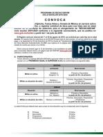 Becas Issfam 2019 2020 Convocatoria