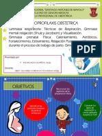 PSICOPROFILAXIS OBSTETRICA EPO - UNASAM