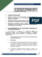 Las Competencias y Funciones de Coordinacion de Las Diputaciones Provinciales 2