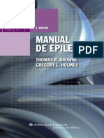 Manual de Epilepsia, 4a ed. - Thomas R. Browne.pdf