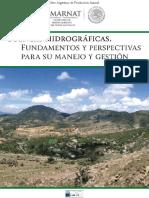 cuencas hidrográficas