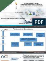 Presentación Sustentación Roberto Fuentes