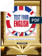 1Test your English  ( with answers ).pdf