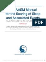 AASM Scoring Manual Version 2.4 Berry Et Al. 2017